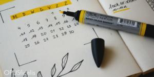 recurring gifts calendar