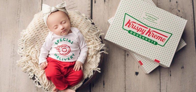 Krispy Kreme Special Delivery