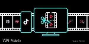 TikTok video editor