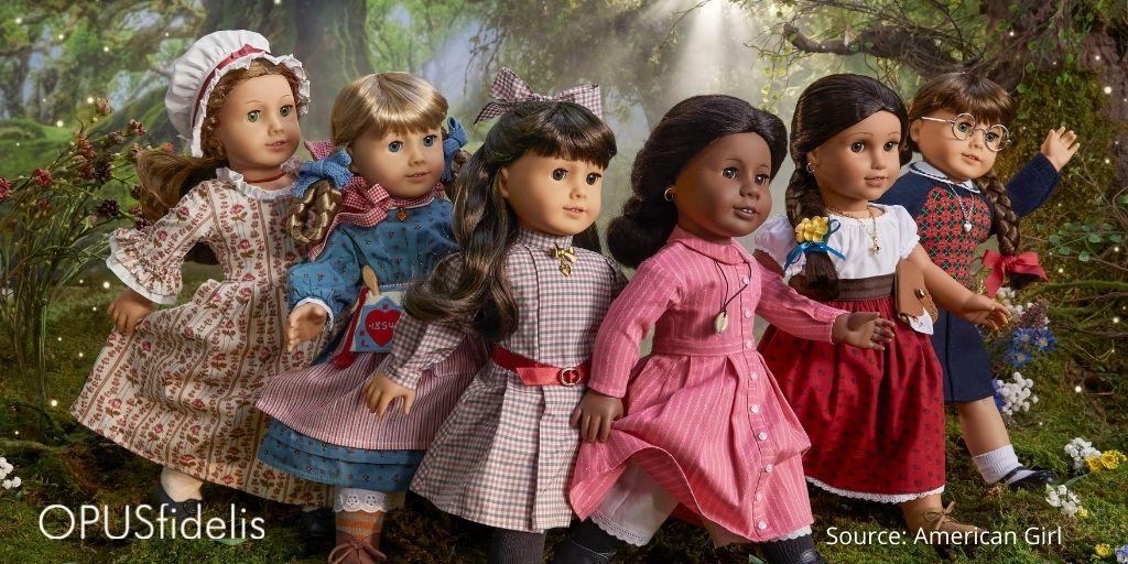 american girl doll revival