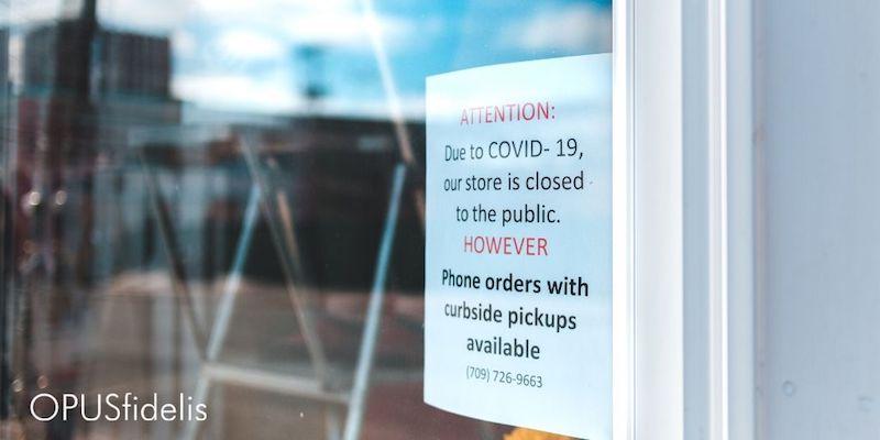 helping local business during coronavirus
