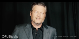 Blake Shelton and other country stars warn about social media imposters