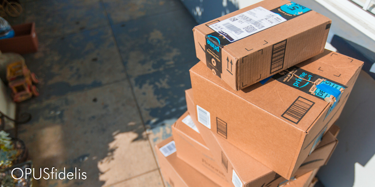 amazon packages prime day