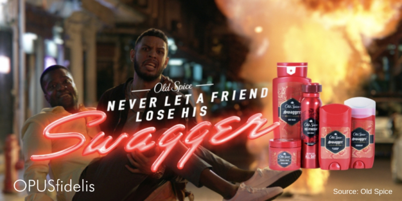 Old Spice Swagger Campaign