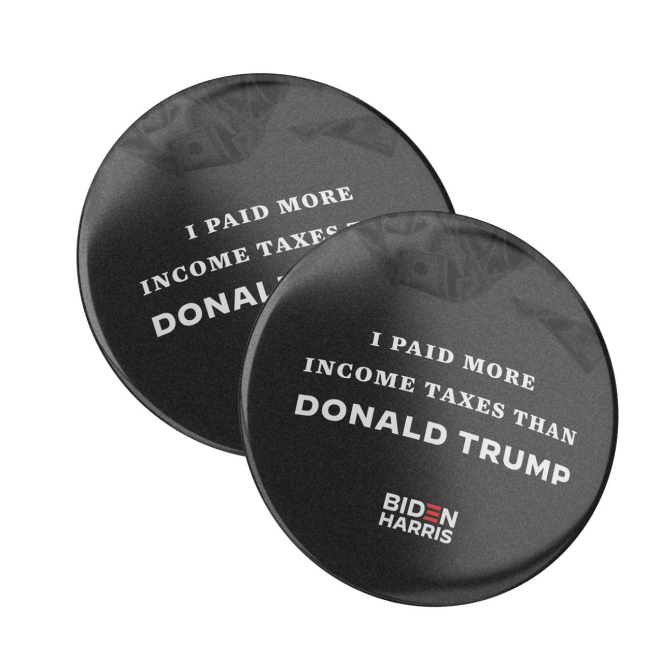 Biden buttons
