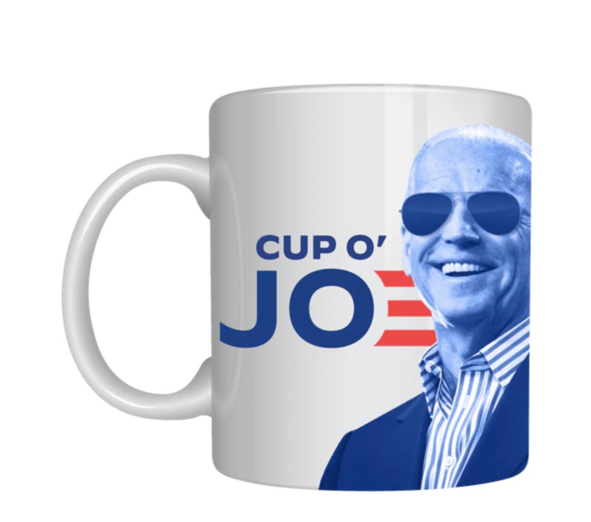 Cup o' Joe mug