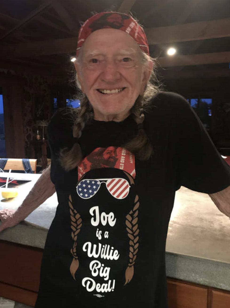 """""""Willie Big Deal"""" shirt"""