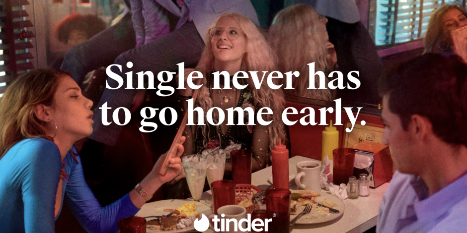 Single Never Has to Go Home Early