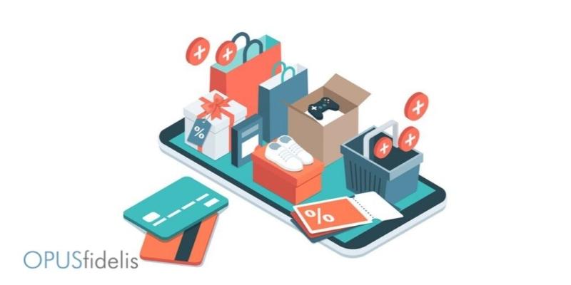 online shopping social media