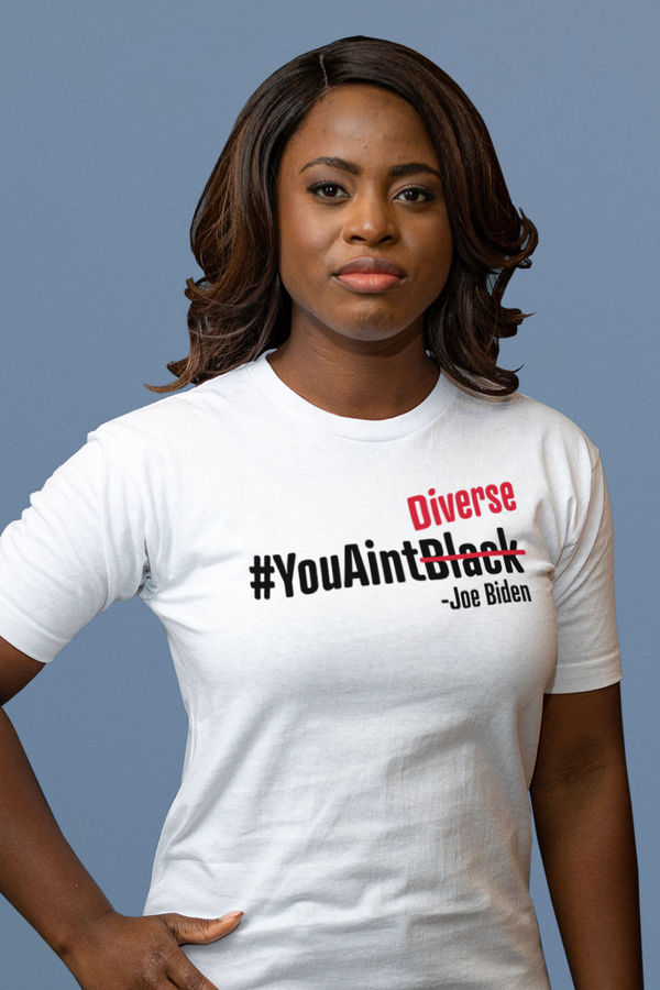 YouAintBlack Trump shirt
