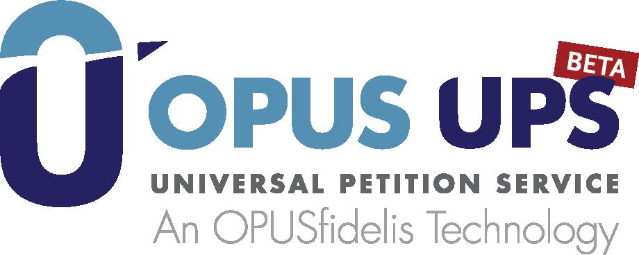 Opus Ups Logo Horizontal Full Beta Opusfidelis